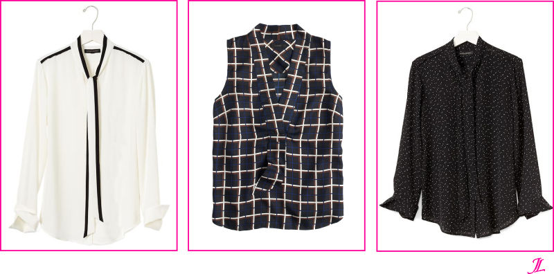 Blouses for Essentials
