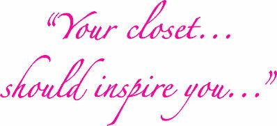 Closet Sanity