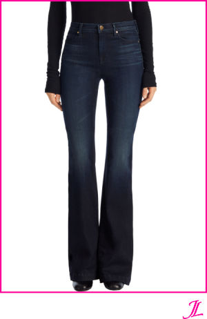 JBrand Flare Jean for Essentials