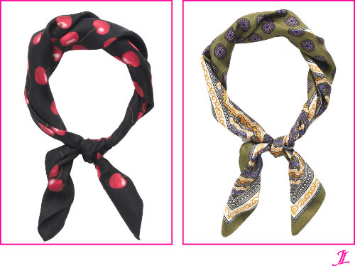 Scarves For Essentials