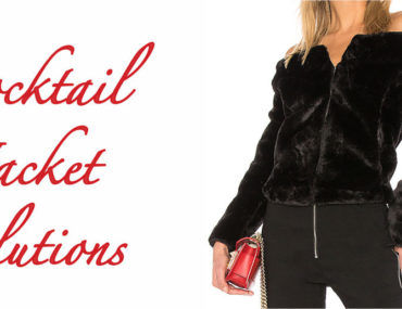Cocktail jacket solutions