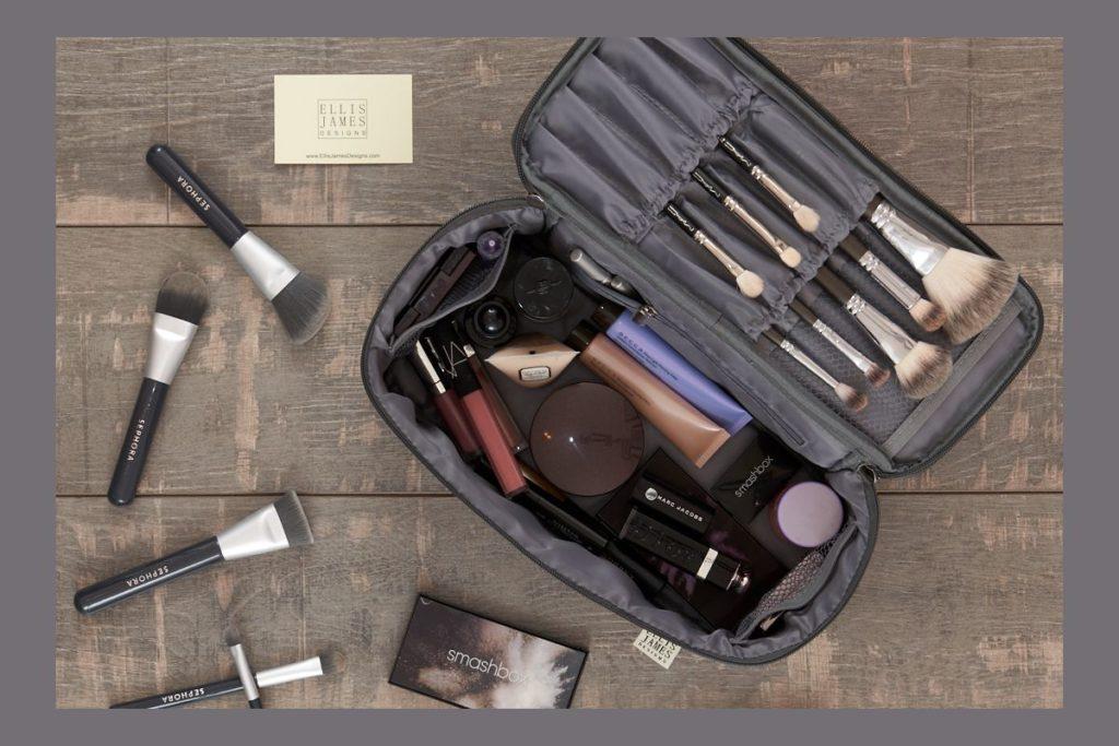 Ellis James Designs Large Cosmetic Bag