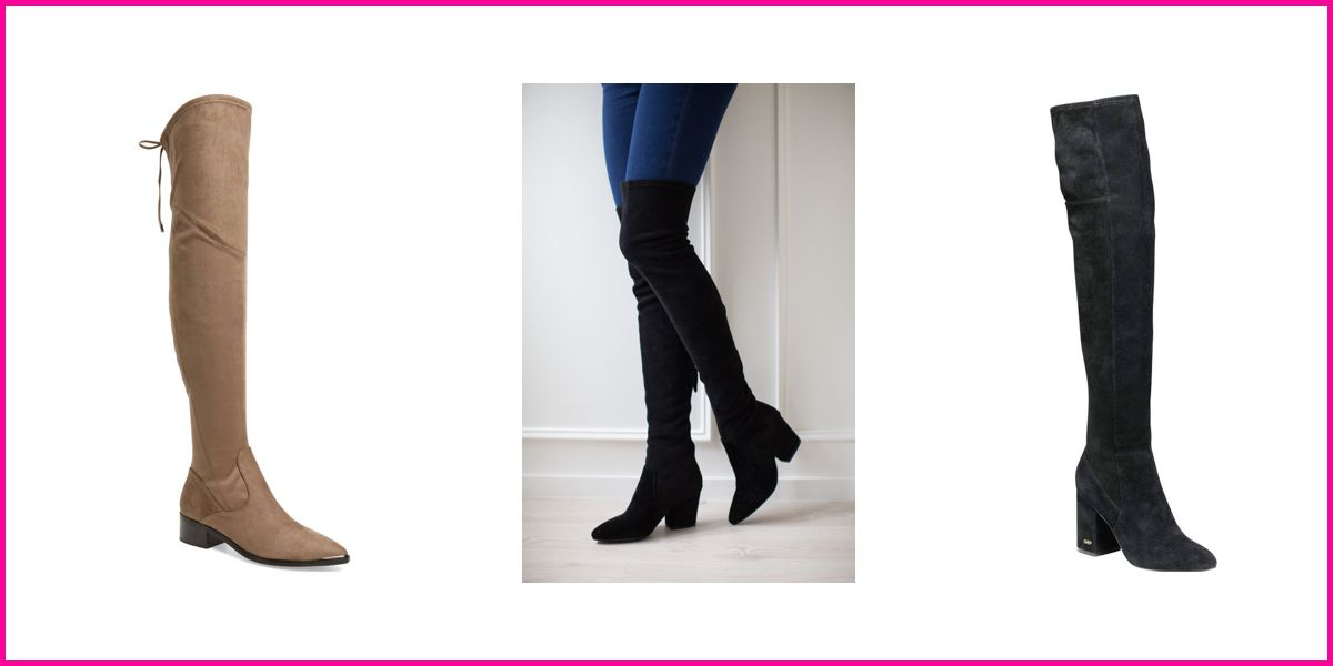 Advice For Purchasing An Over The Knee Boot Style By