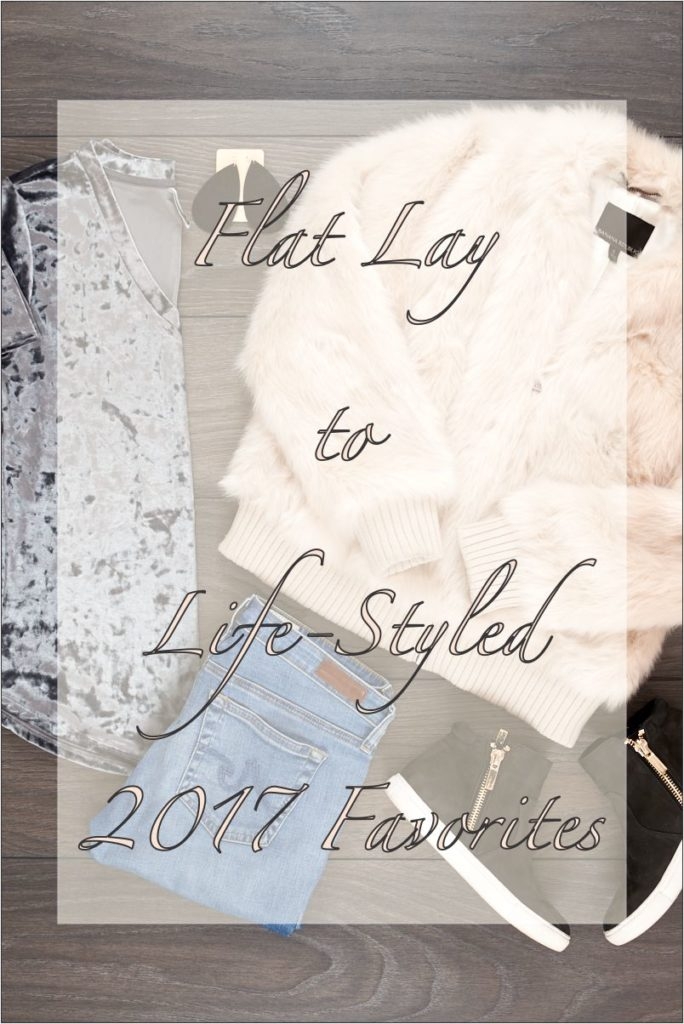 Flat Lay to Life-Styled: 2017 Favorites Flat Lay comes to Life. Kia Stinger