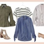 Blog post on Your Spring Wardrobe Essentials that are the basis of your entire wardrobe