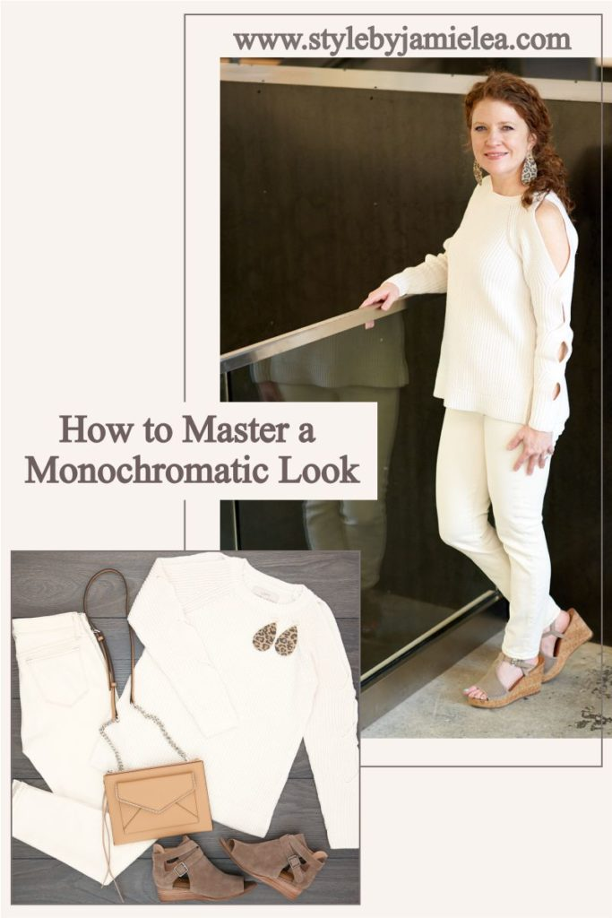 How to Master A Monochromatic Look