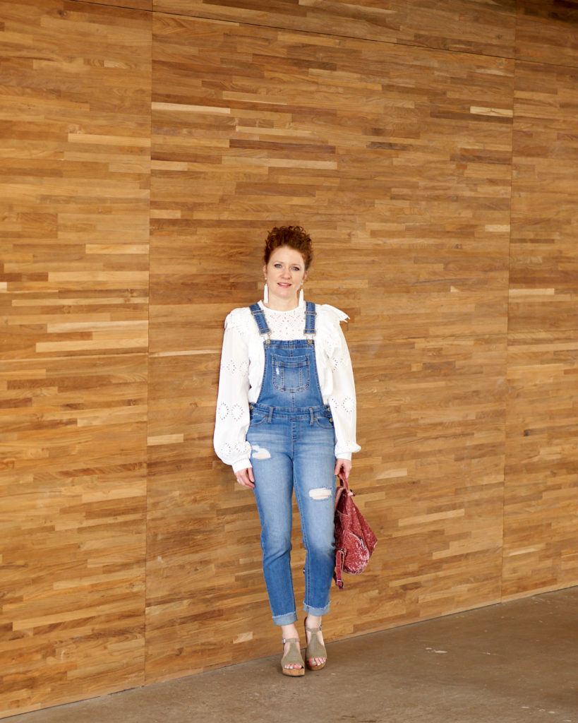 Sure Fire Way to Make a Statement: Spring 2018, Overalls, Skinny Overalls