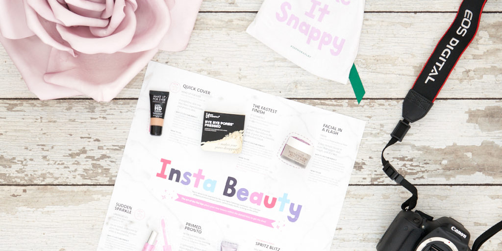 Play! by Sephora April Insta Beauty