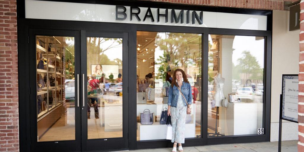 Brahmin Store Front, Memphis TN