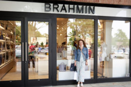 Brahmin Grand Opening in Memphis