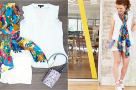Flat Lay to Life-Styled: Simply Summer
