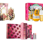 Five gift sets from Sephora are pictured here