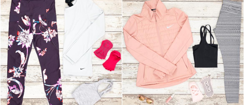 My Favorite Workout Clothing Picks
