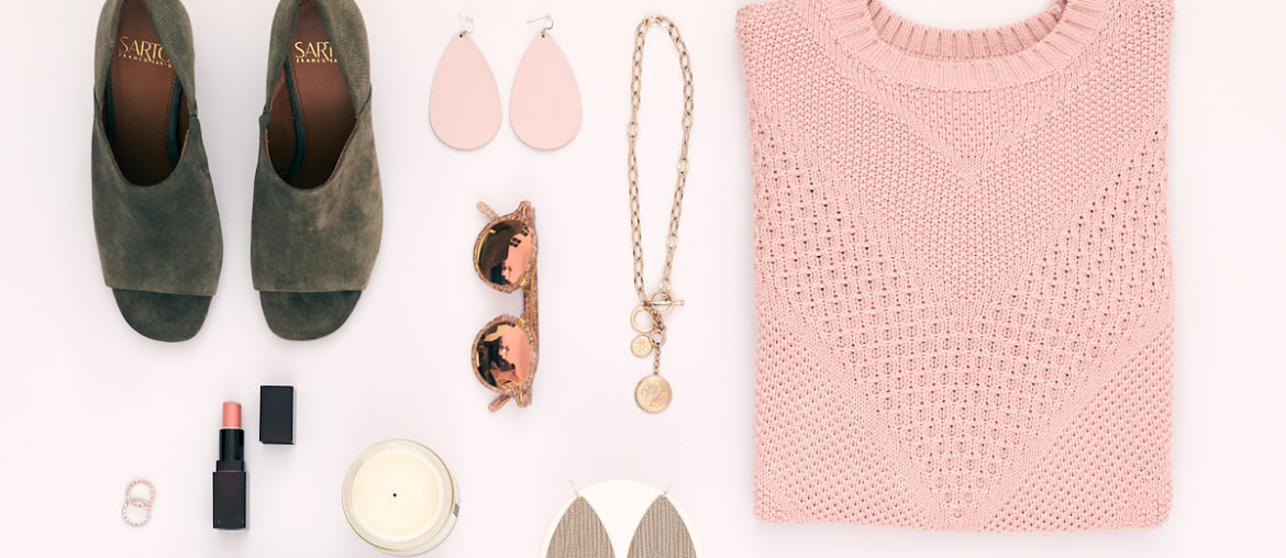 How to Get Your Closet Ready for Spring