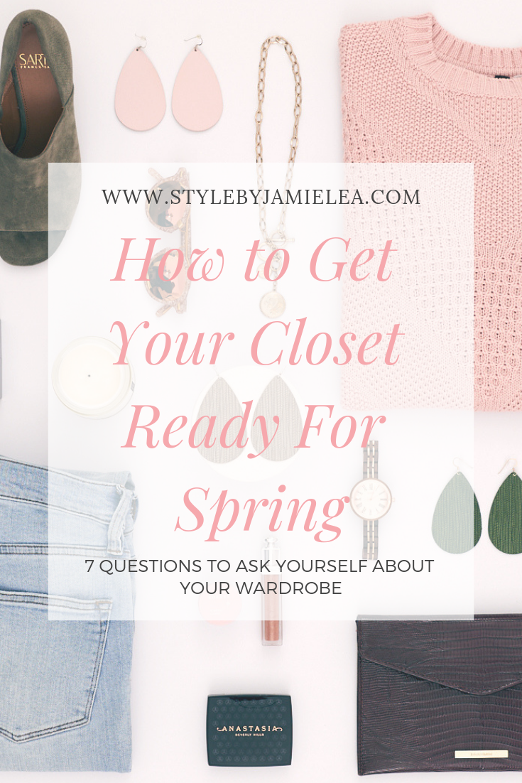 How to Get Your Closet Ready For Spring Flat lay Photo Pinterest Flat Lay Graphic
