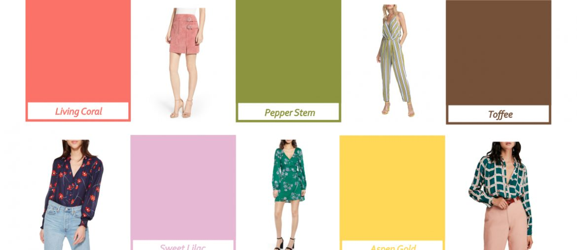 The Empowering Colors of Spring/Summer 2019
