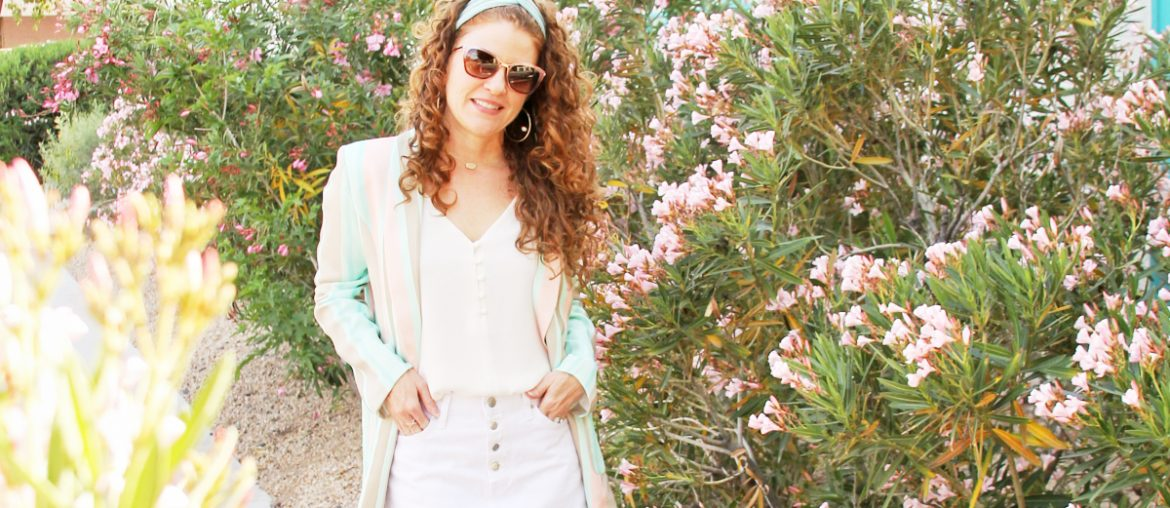 How to Style a Blazer for Spring