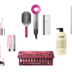 Photo of various products from Sephora that I love and are tried and true
