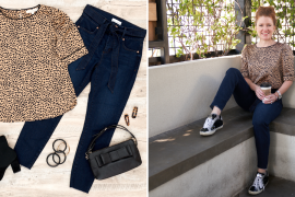 Flat Lay to Life-Styled: Loft September Favorites