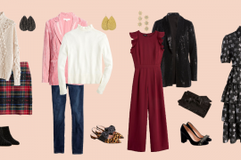 How to Dress for Your Holiday Parties 2019
