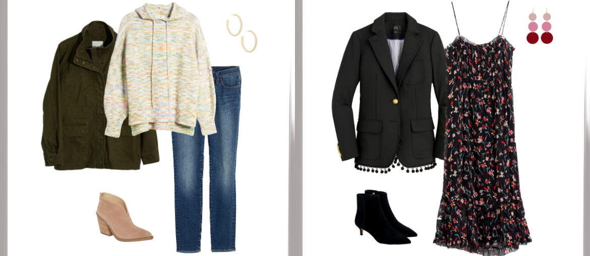 What to Wear to Transition Into Spring