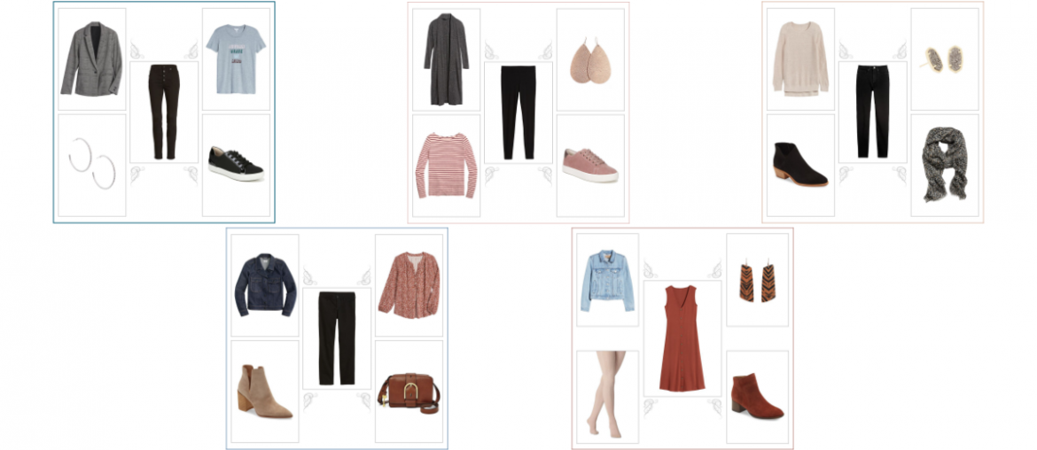 12 Essentials For Your Fall Wardrobe