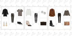 3 Outfits with Faux Leather items styled in them