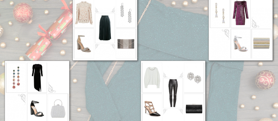 Dressy Holiday Outfit Guide