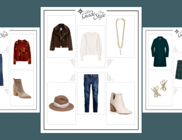 Feature image of 3 outfits from your guide to style with the essential layering pieces in them