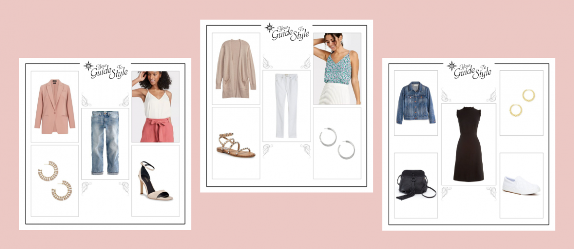 26 Essentials For Your Spring Wardrobe