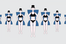 How To Style The Hourglass Shape