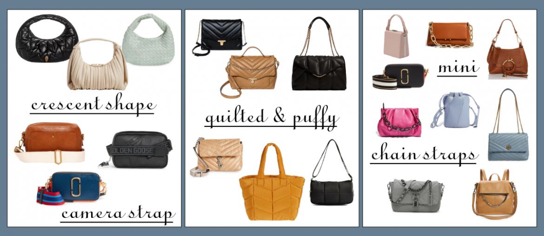 Handbag Trends Worth Trying In Fall 2021