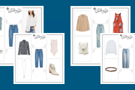 How To Style Relaxed, Loose & Baggy Jeans