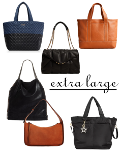 Fall 2021 Handbag Trends Worth Trying - Extra Large